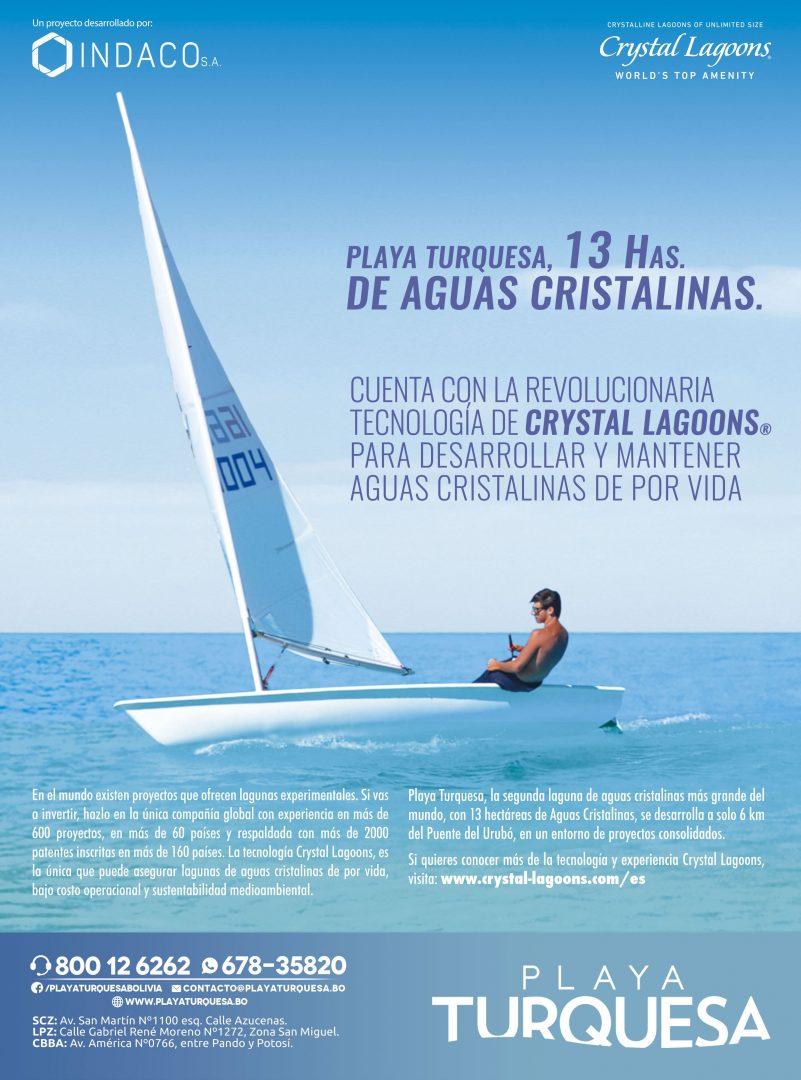 Playa Turquesa Bolivia   Lands and Apartments - Crystal